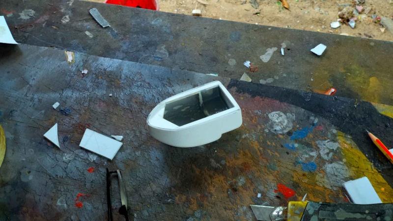 its my MYNA.. the micro tug..  M110