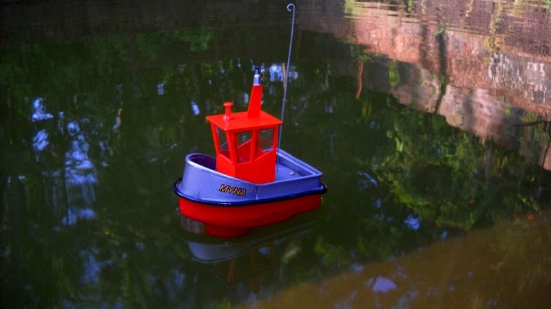 its my MYNA.. the micro tug..  M1310