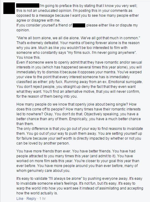 Advice From A Sexually Experienced Man (AKA I Envy My Roommate) Roomie10