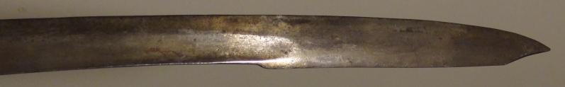 identification Sabre de Hussard Pog0110