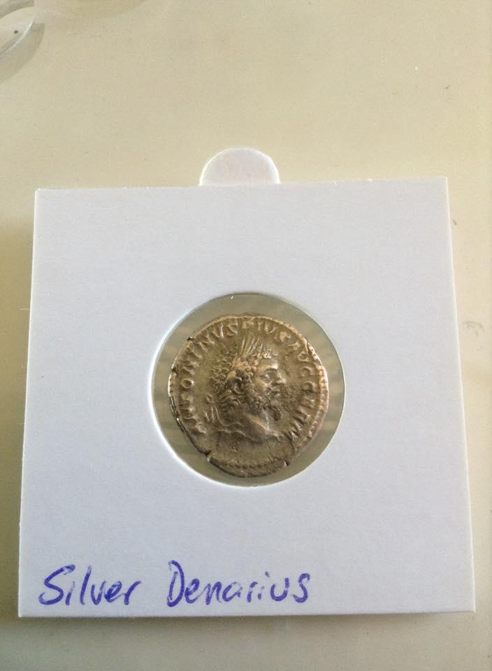 denier Caracalla 11739611