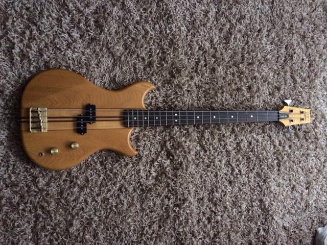 thunder - Westone Thunder I Bass  Img_2510