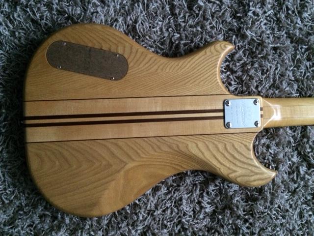 thunder - Westone Thunder I Bass  Img_2515