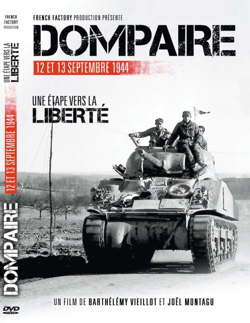 VIEILLOT-MONTAGU - DOMPAIRE une étape vers la LIBERTÉ (DVD) Dvd_do10