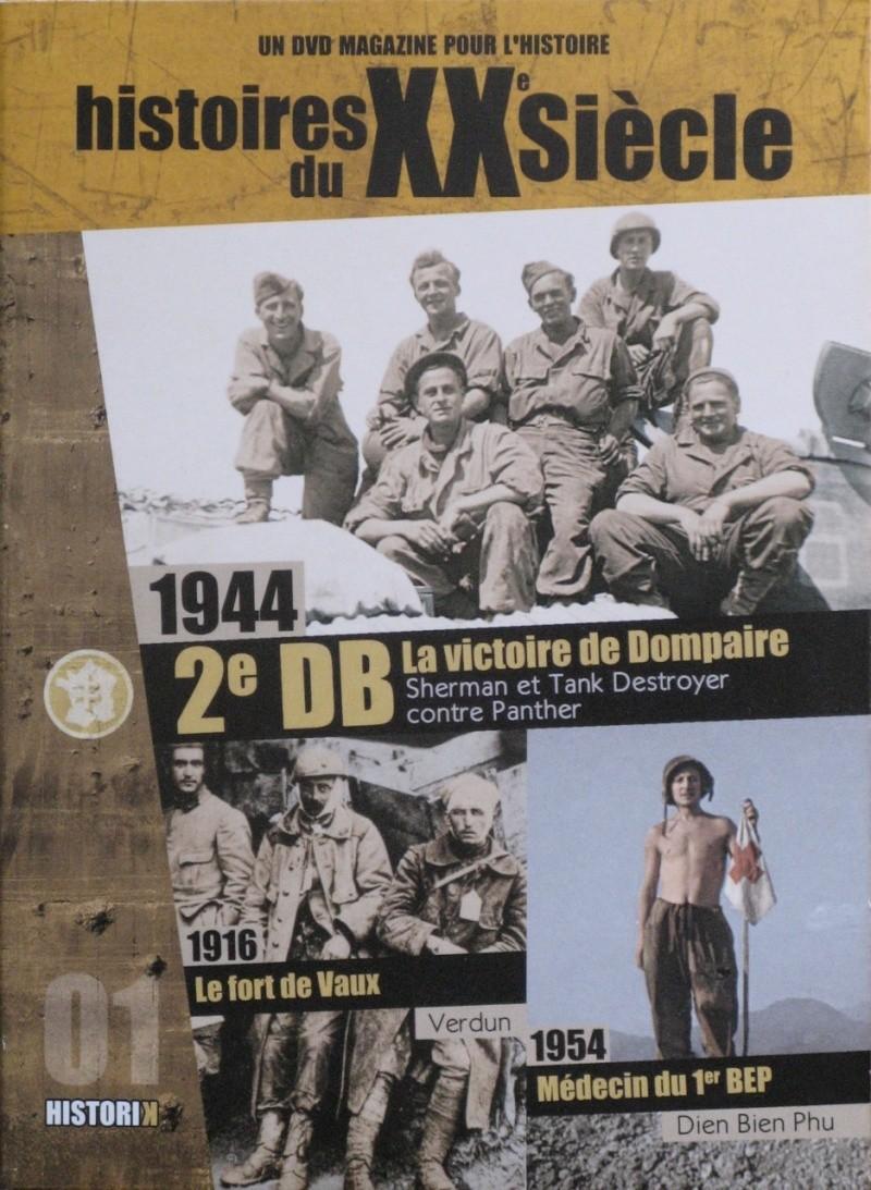 MONTAGU-VIEILLOT - 2e DB La victoire de Dompaire (DVD) Img_8210