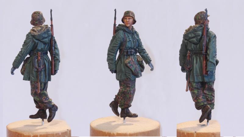 Alpine (ref :35151) WSS Grenadier 1/35 Grenad11