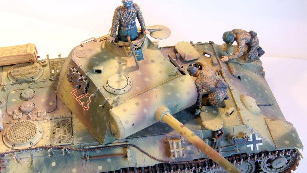 PANTHER A avec camouflage embuscade - TAMIYA - 1/35 Img_0012