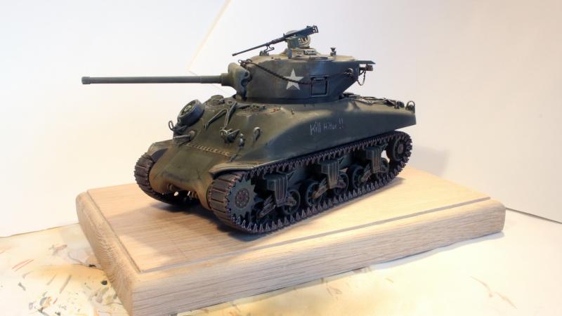 Sherman M4A1 1/35 ITALERI (n°225) Img_0027