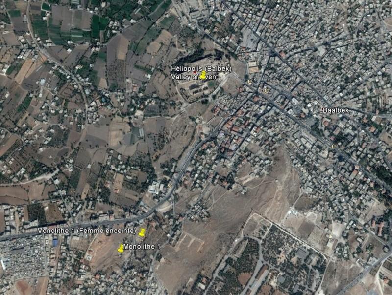 [Liban] Héliopolis : 2 (3) parmi les plus grands monolithes du monde Hyliop10