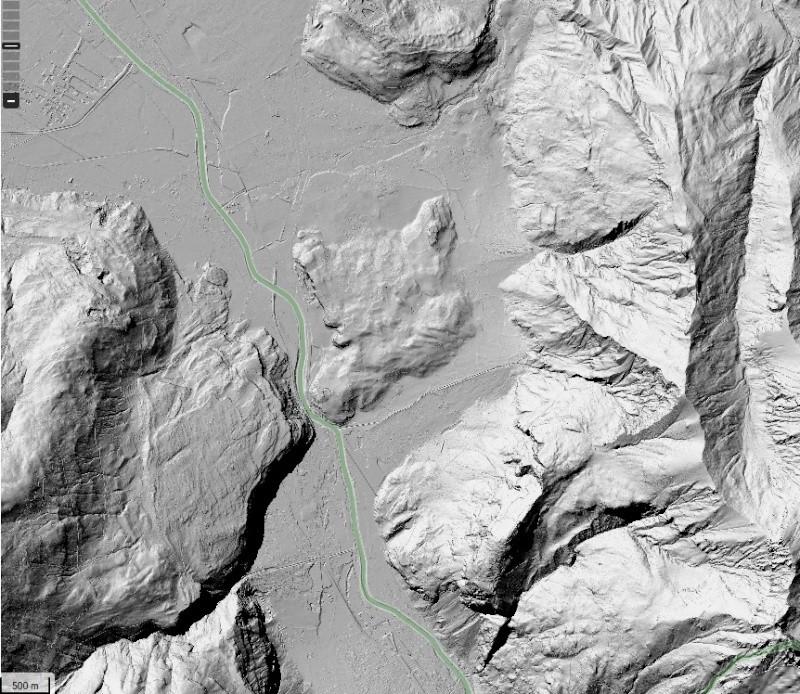 L'effondrement du Tauredunum en l'an 563 (Valais, Suisse) Taurus11
