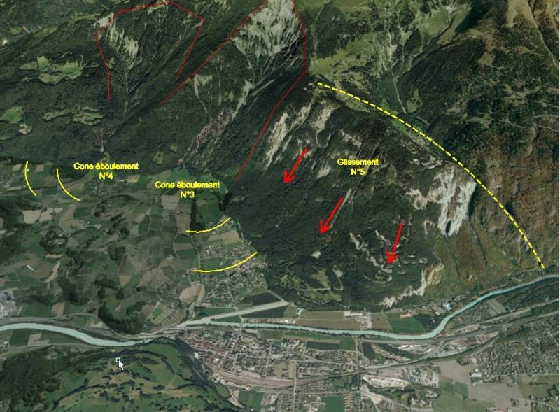 L'effondrement du Tauredunum en l'an 563 (Valais, Suisse) - Page 2 Taurus14