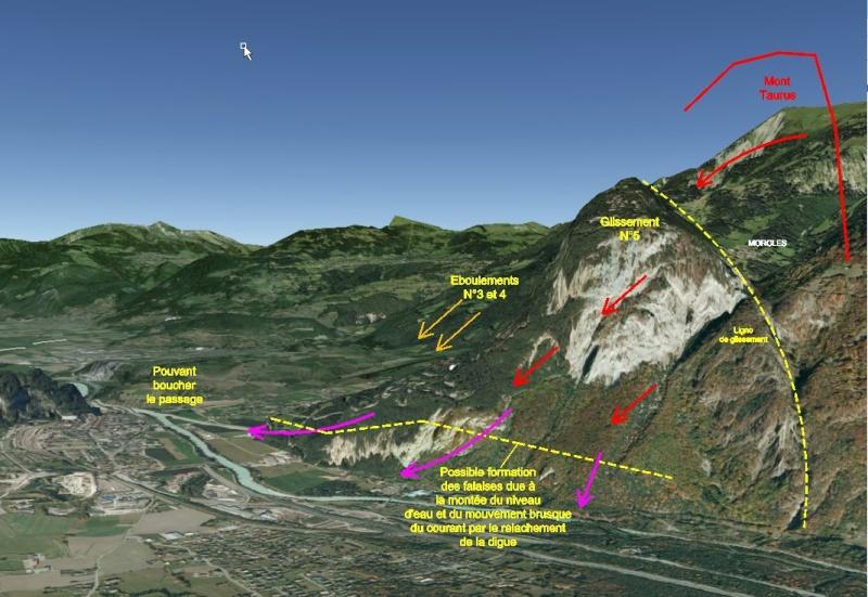 L'effondrement du Tauredunum en l'an 563 (Valais, Suisse) - Page 2 Taurus15