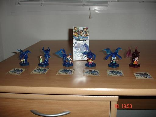 Mini figurines Blue Dragon et Lost Odyssey (Xbox 360) 514_210