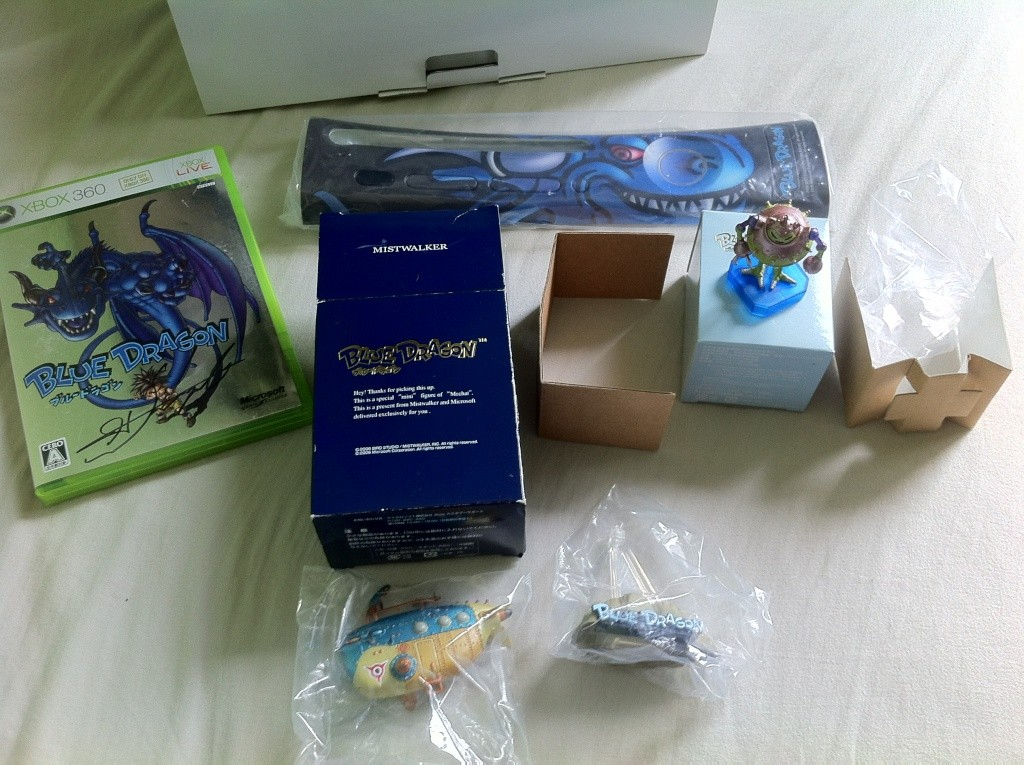 Mini figurines Blue Dragon et Lost Odyssey (Xbox 360) Blue_d10