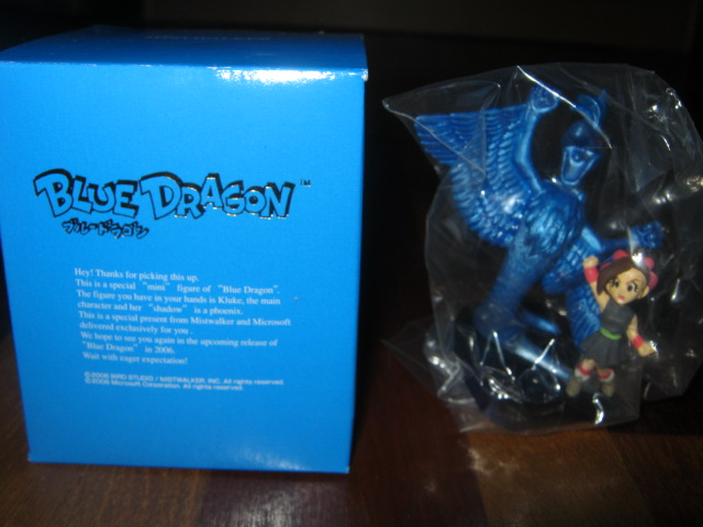 Mini figurines Blue Dragon et Lost Odyssey (Xbox 360) V_jump11