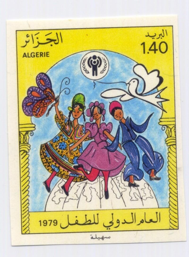 Timbres de collections Algérie Scan-120