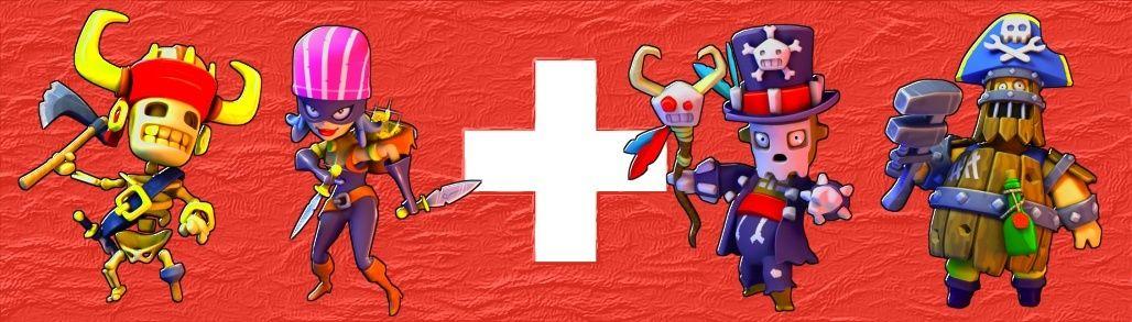 Plunder Pirates - Guilde Suisse Romande