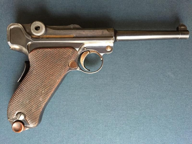 Quelle munition utiliser pour un Luger 1906 7,65 Parabellum Img_3916