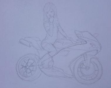une femme en moto Dsc_0014