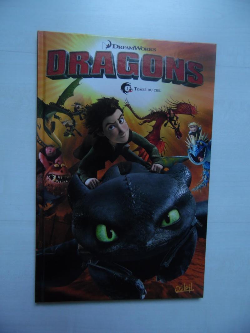 La collection de Dragons Forever Sam_0111