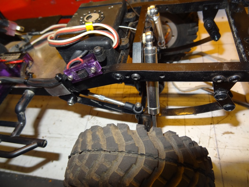 Optimisation RC4WD Trail finder 2 scale Trial Crawler Dsc03413