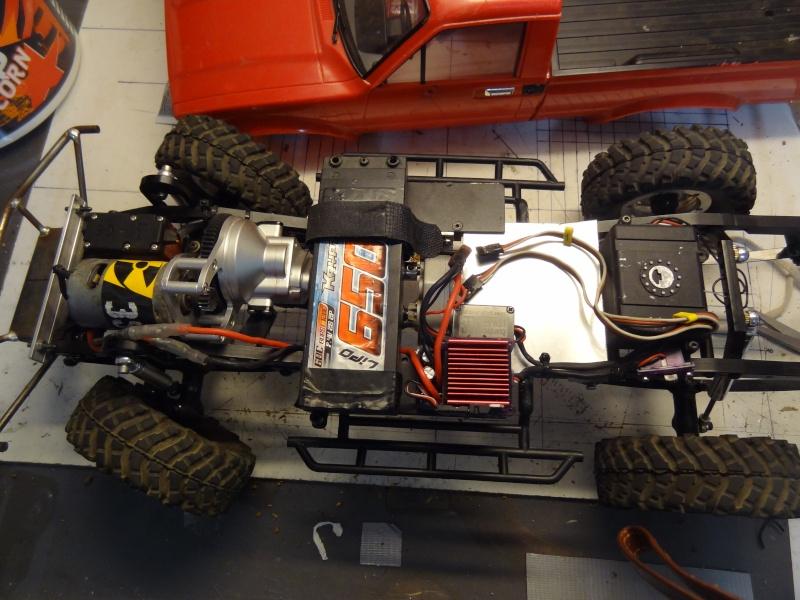 Optimisation RC4WD Trail finder 2 scale Trial Crawler Dsc03414