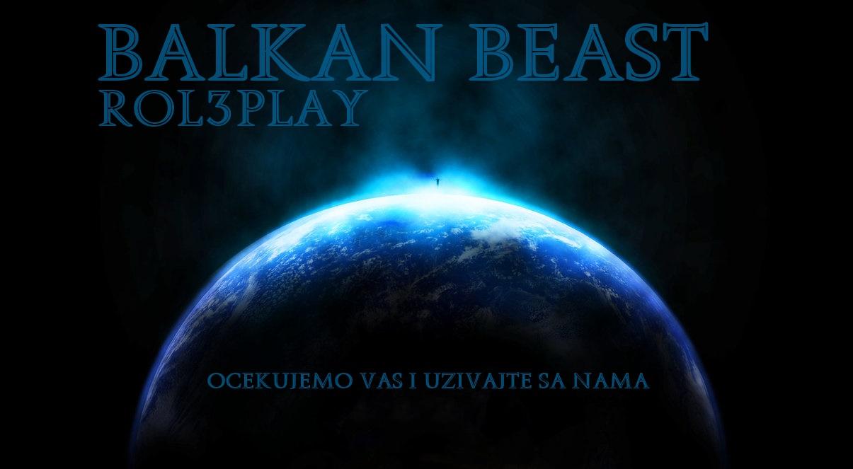 Balkan Beast Rol3Play