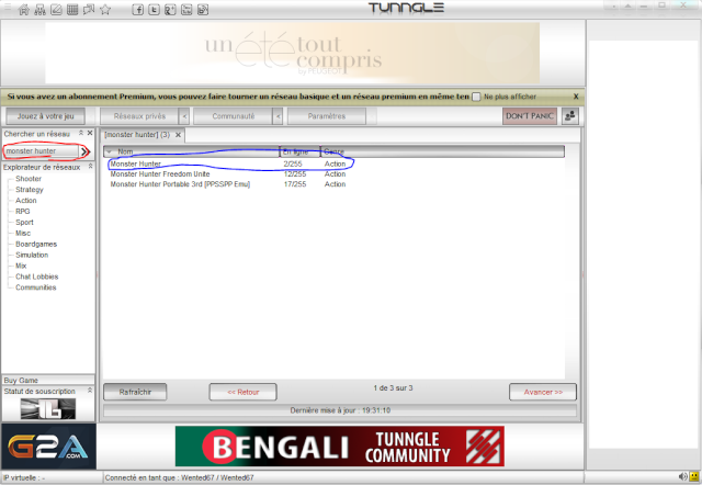 [TUTO] PPSSPP Online Tunngl12