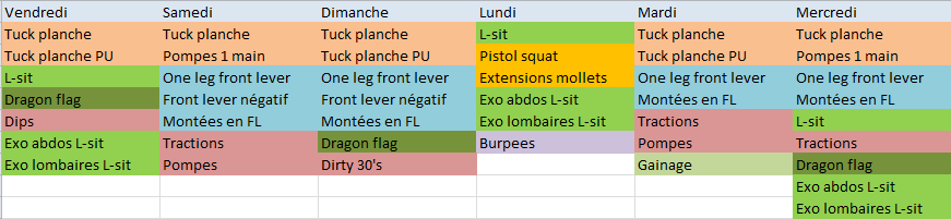 [FREESTYLE] B-Focus, objectif: traction 1 bras, press to HS, straddle planche - Page 3 Planni10