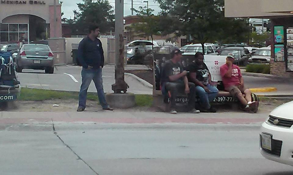 Waitin' for tha bus! Fan photo 11419910
