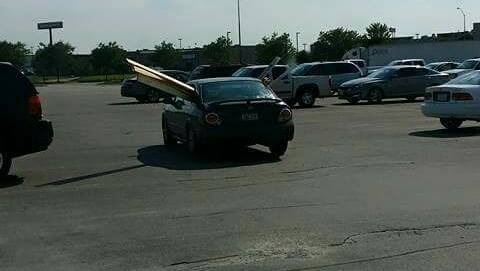 Someone leaving Home Depot yesterday..Fan photo 11655510