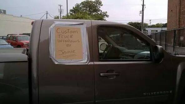 Call Jamie for your window replacement needs..Fan photo Custom10