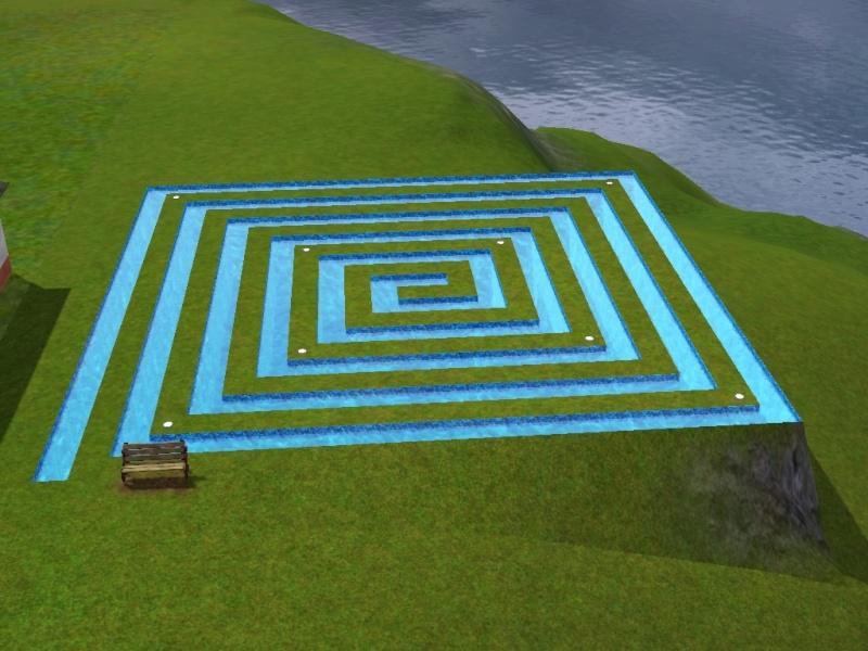[Final] (Sims 3) La Piscine Olympique-Escargot Screen11