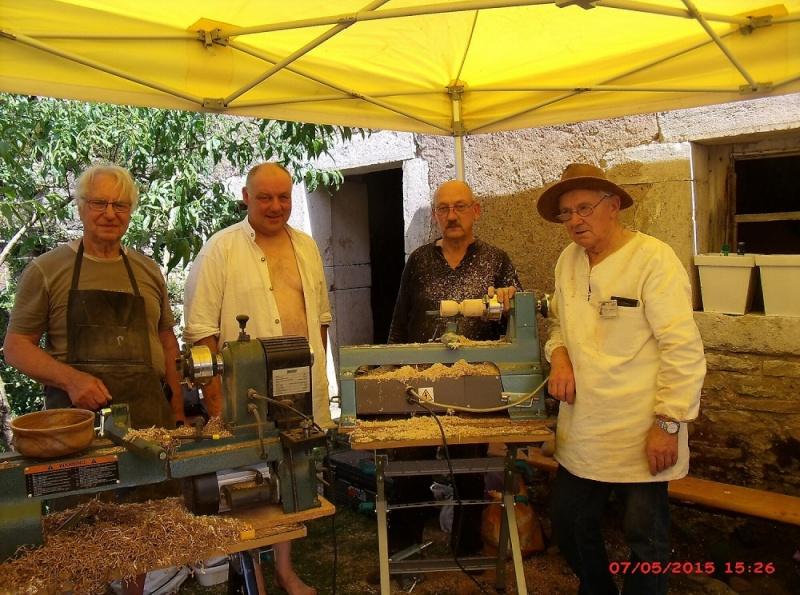 Fête médiévale à ORICOURT 05/07/2015 Gedc0035