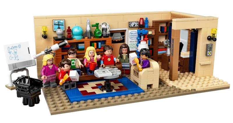 [LEGO] The Big Bang Theory 08062310
