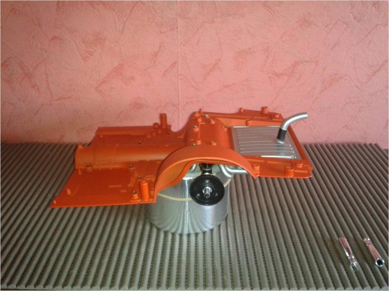 montage mustang gt 500 CHELBY 1967 au 1/8 de chez altaya Image010