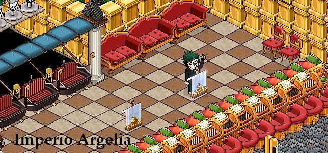 Imperio Argelia