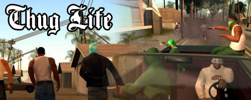 Los Santos Gang Violence RPG
