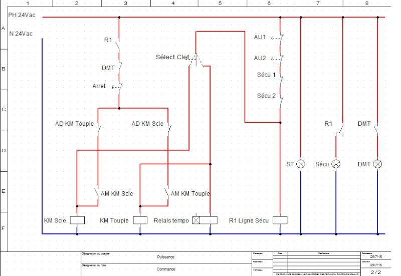 besoin d'aide en electromécanique  - Page 2 Comman14