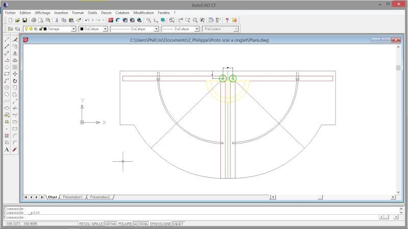 Gabarit tout angles pour scie à onglet radiale Plan_210