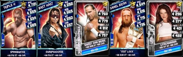 Ring Domination #2 - Sami Zayn (PT2) Deck_w12