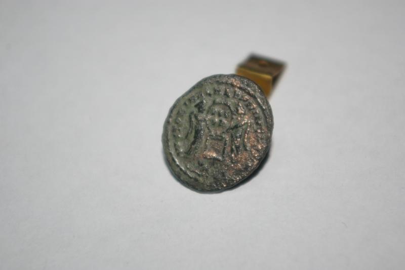 Nummus de Constantin Ier et denier Domitien Imgp7311