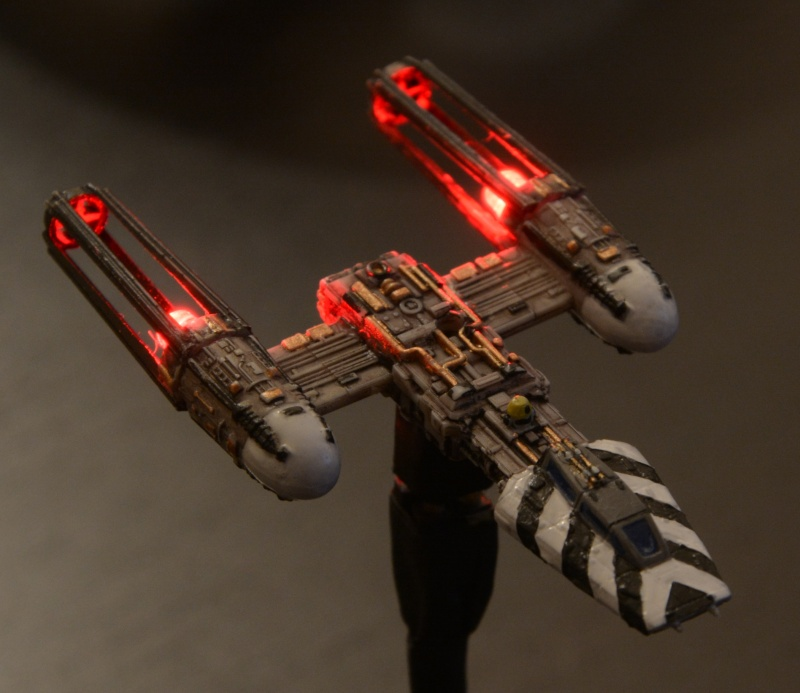 Scum Y-Wing - Triebwerke mit Bums Dsc_6211