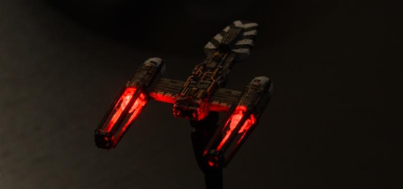Scum Y-Wing - Triebwerke mit Bums Dsc_6212