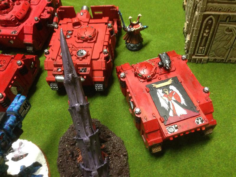 CR - Tau et Blood vs Tyranides Img_2516