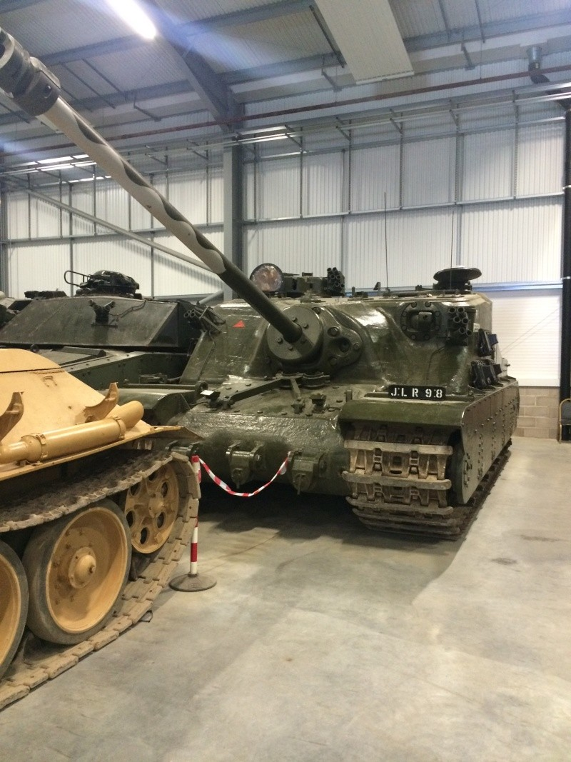 M103A2 making an appearance at Tankfest 2015 Img_0912