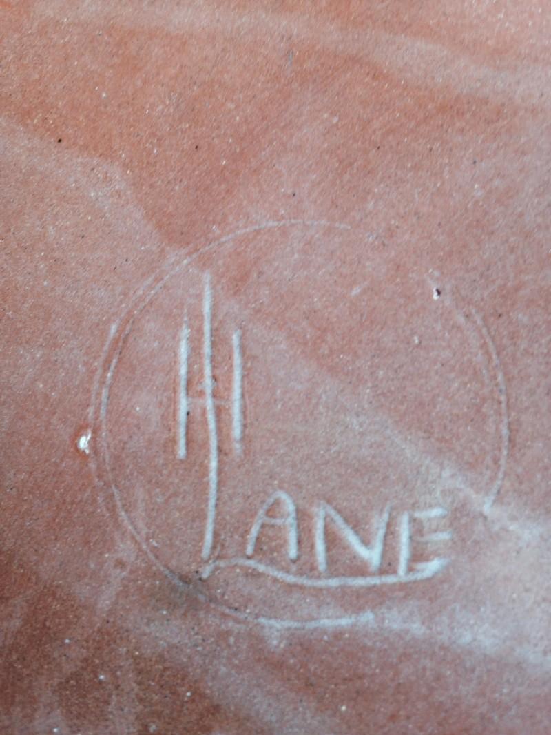 Please help identify glazed terracotta plate Photo_16