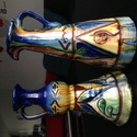 Two pottery jugs, south America?  Photo_20