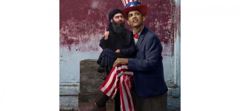 Comment et pourquoi les Etats-Unis ont créé l'Etat islamique (Daesch). Obama-10
