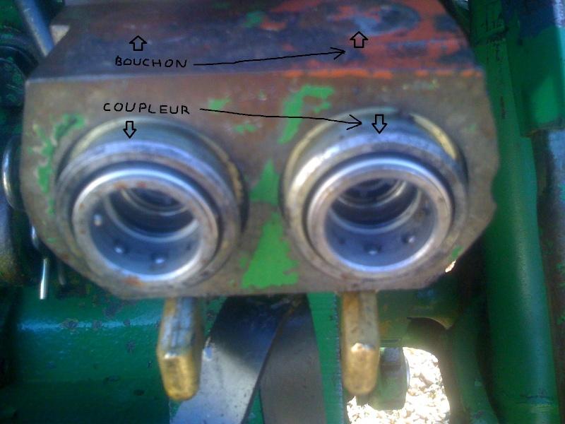 joint coupleur hydraulique 4230 Double10